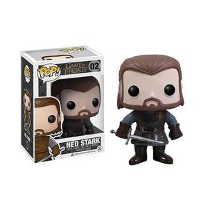 Figurine Pop! Ned Stark Game of Thrones