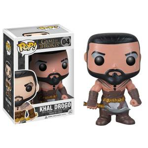 Figurine Pop! Khal Drogo Game of Thrones