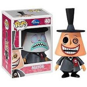 Disneys Nightmare Before Christmas The Mayor Pop! Vinyl Figure