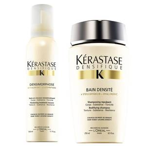 Kérastase Densifique Bain Densite (250ml) and Mousse Densimorphose (150ml)