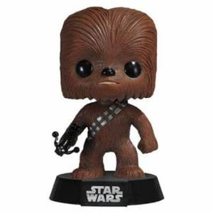 Star Wars - Chewbacca Figura Pop! Vinyl