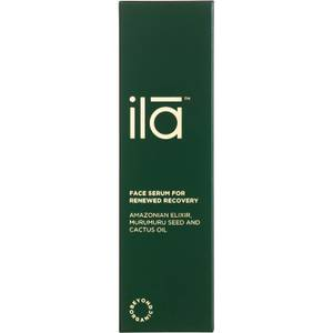 ila-spa Rainforest Renew Face Serum for Radiant Skin 30 ml