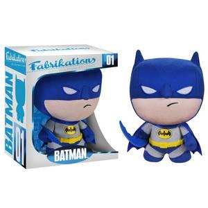 DC Comics Batman Fabrikations Plush Figure