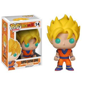 Dragon Ball Z - Goku Super Saiyan Figura Pop! Vinyl