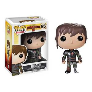 How to Train Your Dragon 2 Hiccup Funko Pop! Vinyl