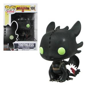 How to Train Your Dragon 2 Toothless Funko Pop! Vinyl