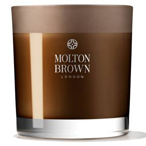 Molton Brown Black Peppercorn Three Wick Candle 480g