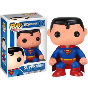 DC Comics Superman Funko Pop! Figur