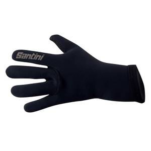 Santini Neo Blast Neoprene Gloves - Black