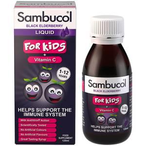 Sambucol Kids Formula - Sin sabor (120 ml)