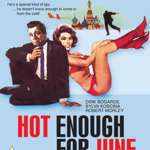 Hot Enough for June