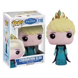 Figura Pop! Vinyl Disney Frozen – Coronación de Elsa
