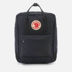 Fjallraven Kanken Backpack - Black