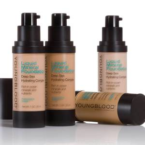 Youngblood Liquid Mineral Foundation 30ml (Various Shades)