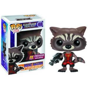 Marvel Guardians of the Galaxy Rocket Raccoon Ravagers Previews Exclusive Funko Pop! Vinyl