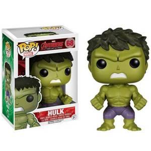 Figurine Hulk Bobblehead Avengers : L'Ère d'Ultron Funko Pop!