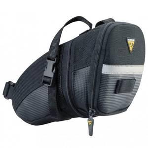 Topeak Wedge Aero Saddlebag With Strap - Large