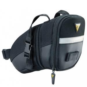 Topeak Wedge Aero Saddlebag With Strap - Medium