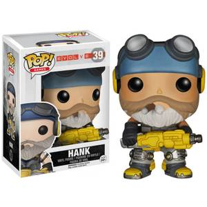 Evolve Hank Figura Pop! Vinyl