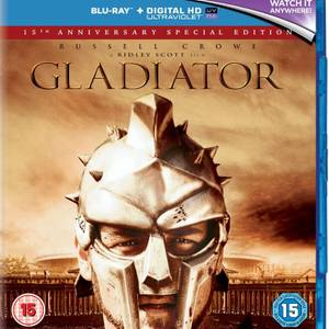 Gladiator 15th Anniversary Edition