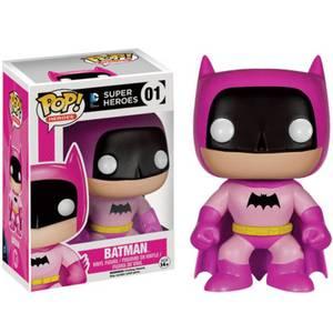 DC Comics Batman 75th Anniversary Pink Rainbow Batman EE Exclusive Pop! Vinyl Figur