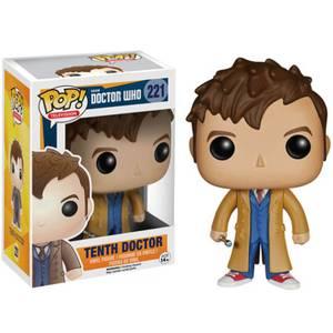Doctor Who 10th Doctor Funko Pop! Vinyl