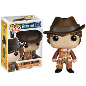 Figura Pop! Vinyl Cuarto Doctor - Doctor Who