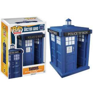 Figura Funko Pop! Tardis - Doctor Who