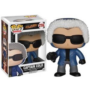 Figura Funko Pop! Capitán Frío - DC Comics Flash