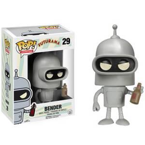 Futurama Bender Pop! Vinyl Figure