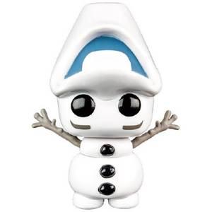Disney Frozen Upside Down Olaf Exclusive Pop! Vinyl Figure