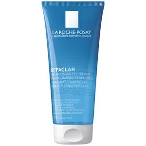 La Roche-Posay Effaclar Purifying Foaming Gel Cleanser for Oily Skin 6.76 fl. oz