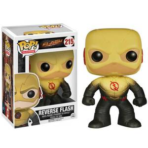 Figura Pop! Vinyl Flash - DC Comics Flash Reverso