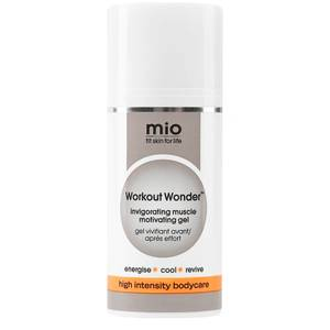 Mio Skincare Workout Wonder Invigorating Muscle Gel (100ml)