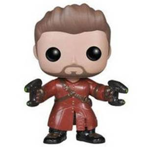 Marvel Guardians of the Galaxy Unmasked Star-Lord Exclusive Funko Pop! Vinyl Bobblehead