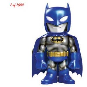 DC Comics Batman Metallic Hikari Figure