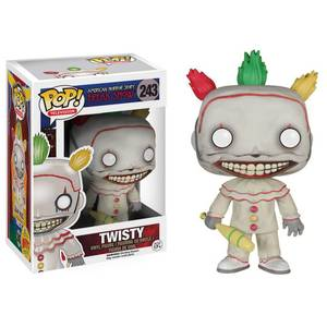American Horror Story Twisty The Clown Funko Pop! Vinyl