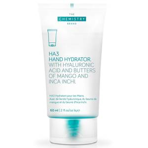 The Chemistry Brand Ha3: Triple Function Hyaluronic Rich Hydrator Hand Cream (60ml)