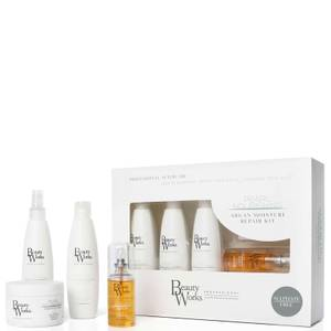 Beauty Works Argan Oil Moisture Repair Gift Set
