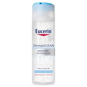 Eucerin® DermatoCLEAN Refreshing Cleansing Gel (200ml)