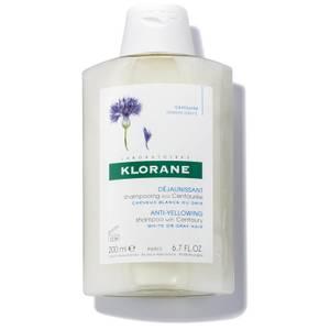 KLORANE Centaury (Cornflower) For Grey/White Hair Shampoo 6.7oz