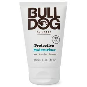 Hidratante con protección solar Bulldog(100 ml)