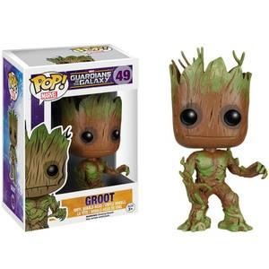 Guardians of The Galaxy Groot (Extra Moss) Funko Pop! Vinyl