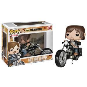 The Walking Dead Daryl on Chopper Funko Pop! Ride
