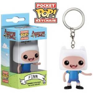 Adventure Time Finn Pocket Pop! Vinyl Key Chain