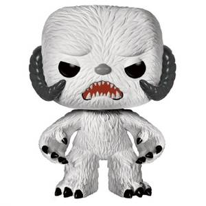 Star Wars Wampa Flocked Variant Oversized Exclusive Funko Pop! Vinyl