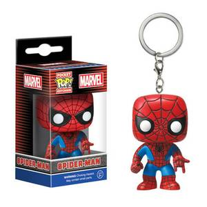 Marvel Spider-Man Pocket Funko Pop! Keychain