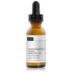 NIOD Photography Fluid, Farblos, Deckkraft 12% (30ml)