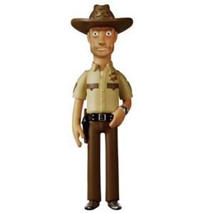 The Walking Dead Rick Grimes Vinyl Sugar Idolz Action Figure