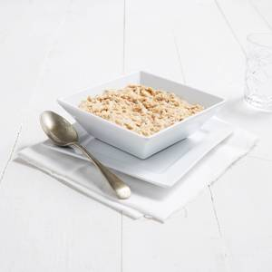 Meal Replacement Apple and Cinnamon Porridge